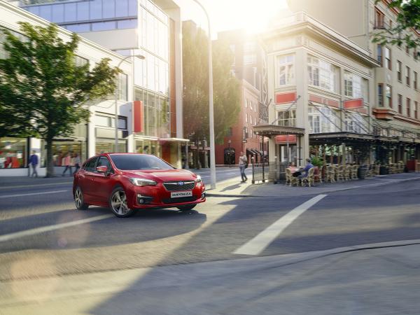 "Naujoji ""Subaru Impreza"" jau Lietuvoje"