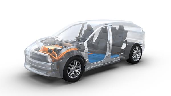 """""""Subaru"""" kuria elektromobilį"""