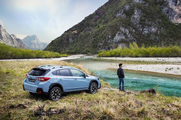 """""""AutoIndex 2018"""" apklausoje dalyvavę švedai aukščiausiai įvertino""""Subaru"""" automobilius"""